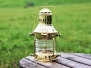 Brass Oil Ship Lantern 25.5cm