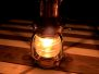 Copper Oil Ship Lantern 18.5cm