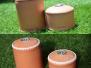 ガス缶カバー