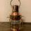 Copper Oil Ship Lantern 18.5cm販売開始